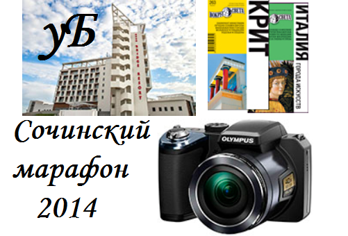 Обзор на конкурс «Сочинский марафон 2014»